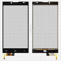 Сенсор для Prestigio MultiPhone 5506 Grace Q5 Original Black