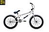 Велосипед BMX LEGION L40 20 MONGOOSE белый