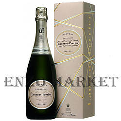 Шампанское Laurent Perrier Harmony Demi Sec (Лоран Перье Гармони Деми Сек) 12%, 0,75 литра