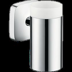 Стаканчик для зубных щёток керамический HANSGROHE PURAVIDA 41504000