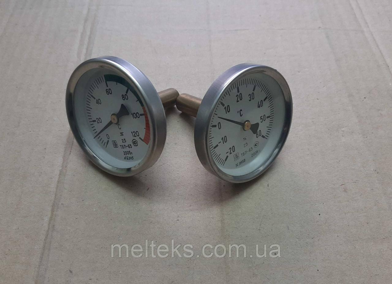 Термометр биметаллический ТБП-63