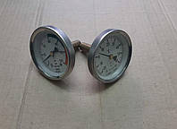 Термометр биметаллический ТБП-63, фото 1