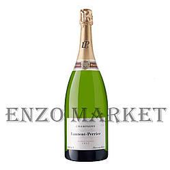 Шампанское Laurent Perrier Magnum Brut (Лоран Перье Магнум Брют) 12%, 1,5 литра