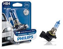 Автомобільна лампа PHILIPS PHI 9006WHVB1