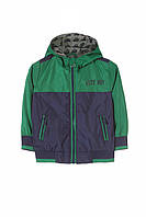 Куртка-вітрівка для хлопчика 62 см, 5.10.15, зелена