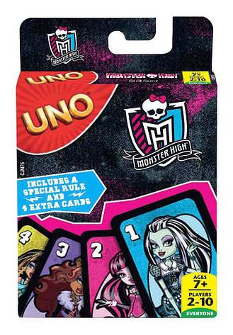 """Игра UNO """"Monster High"""", фото 2"""