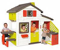Домик игровой c кухней Friends House Для друзей Smoby 810200, фото 1