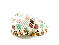 Тарталетки бумажные Кексик 5х3 см 1000 шт