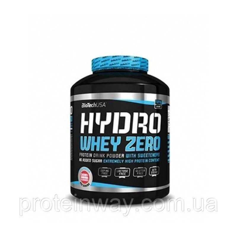 Biotech USA Гидроизолят сывороточного протеина Hydro Whey Zero 1816 г