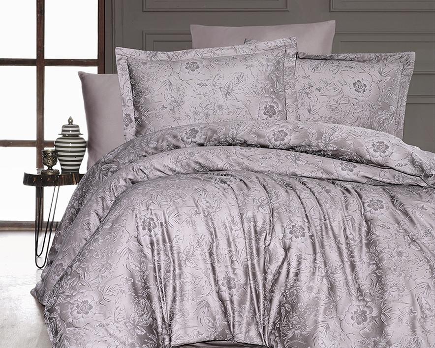 Комплект постельного белья First Choice Сатин Advina Vizon