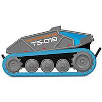 Радиоуправляемая игрушка Maisto Tread Shredder Серо-голубой (82101 grey/blue)