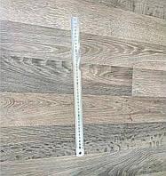Линейка металлическая 40 см для разметки кожи