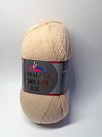 Пряжа для вязания Himalaya Lana Lux 800 (50% - шерсть)