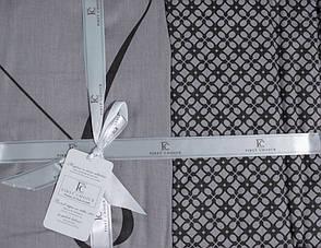 Комплект постельного белья First Choice Satin Calisto gri, фото 3