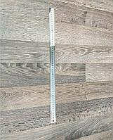 Линейка металлическая 50 см для разметки кожи