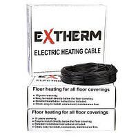 Теплый пол Extherm двужильный нагревательный кабель ETC ECO 20-300