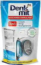Порошок від накипу для пральних та посудомийних машин Denkmit Entkalker für Maschinen, 175 гр.