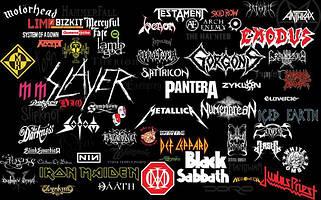 Funko Pop и Брелки Music Band Metal