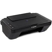 Полное решение: МФУ CANON E414 + СНПЧ Черный Печать фото текста студия принтер сканер копир подарки ХИТ, фото 2
