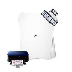 Фотобумага глянцевая Lesko PG230-20 A4 для струйной печати