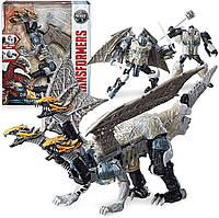 Трансформер Последний рыцарь класс Лидер Hasbro Transformers 5 Dragonstorm Терестриал