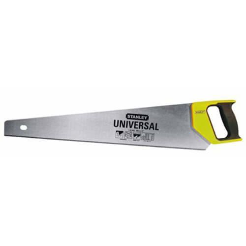 Ножовка длиной 500 мм для поперечного и продольного реза STANLEY 1-20-008