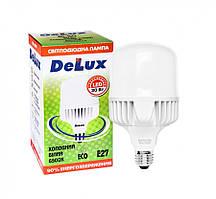 Лампа LED 30Вт 6500K E27 DELUX BL80 високопотужна світлодіодна