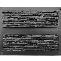 СЛАНЕЦ ТОНКОСЛОЙНЫЙ - комплект форм для искусственного камня; в 1 м²- 14,5 шт; пластиковые формы Венеция, фото 1