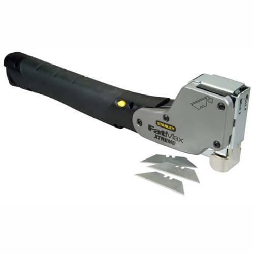 Степлер ударный FatMax® Xtreme™ для скоб типа G высотой: 8, 10, 12 мм STANLEY 0-PHT350