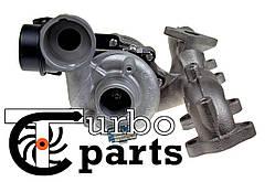 Оригинальная турбина Volkswagen 1.9 TDI Caddy/ Golf/ Jetta/ Passat/ Touran - 751851, 54399700022, 54399700011