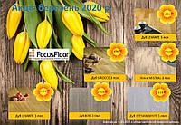 Акция на паркетную доску ФокусФлор: 03.2020