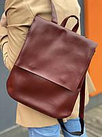 Рюкзак KL1x13 бордо глянцевый, фото 1