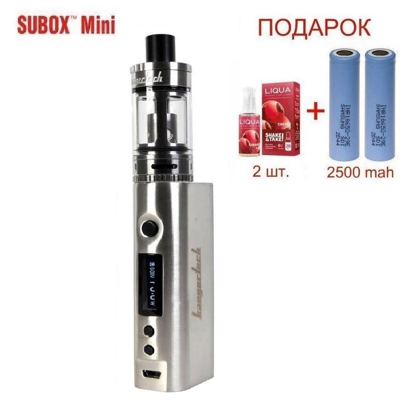 Электронная сигарета KangerTech Subox Mini 50W.Бокс мод Subox Mini 50W.Вейп Subox Mini