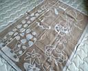 Одеяло хлопковое ТМ Vladi Жираф, фото 5