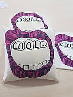 Подушка   в подарок Cool 40х40см