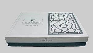 Комплект постельного белья First Choice Satin Calisto crem, фото 2