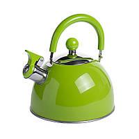 Чайник  A-PLUS 1340-WK, 2,0 л зеленый