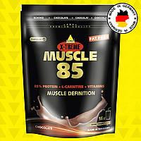Комплексный премиум протеин ИНКОСПОР MUSCLE 85 Шоколад (500 г) с Л-КАРНИТИНОМ. Идеально при похудении!