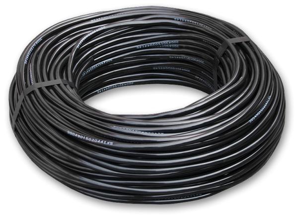 Трубка PVC BLACK для микрополива 4*7 мм, DSWIG04X7