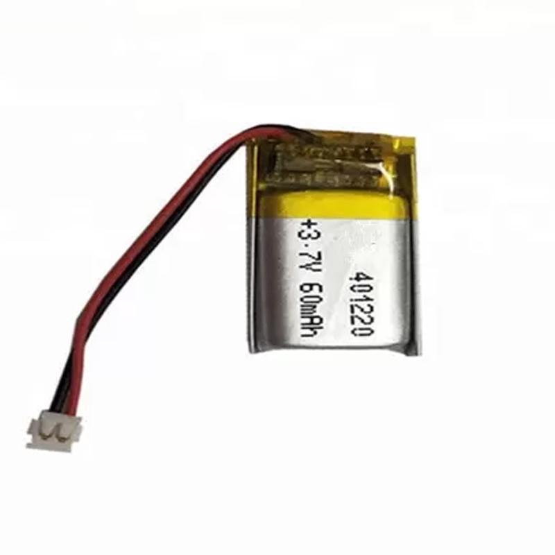 Полімерний універсальний акумулятор 15*20*4 (60mAh)