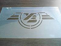 Трафарет для маркировки изделий, для рекламы, шаблоны логотипы, рекламные трафареты под заказ