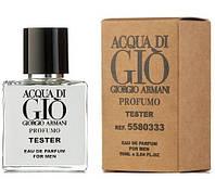Мужская Туалетная Вода Giorgio Armani Acqua di Gio PROFUMO EDP 50 ml TESTER