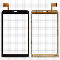 Сенсор для Pixus Touch 8 3G Оригинал Черный 51 pin (204 * 120 мм) #FPCA-80A15-V01/HK80DR2840/FPCA-80A15-V02/ZC 1452/FPC-FC80J196-00