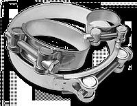 Хомут силовой одноболтовый GBS  W1 140-148/26 мм, GBS145/26