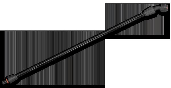 Штанга 59 см, форсунка с конусообразной насадкой, HDB1724066