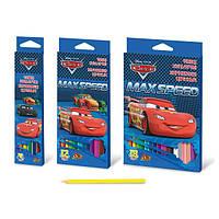 Карандаши 6цв Cars шестигранные