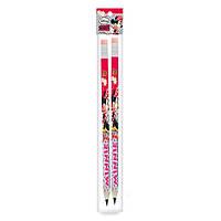 Набор карандашей графитных Minnie Mouse Ol-903DM 2 шт Olli