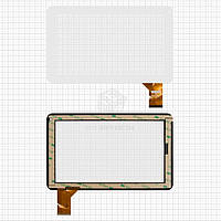 Сенсор для Freelander PD50, PD60 Оригинал Белый 50 pin (233 * 143 мм) #FM901601KE/ZHC-K90-093A/TPC0712
