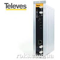 Трансмодулятор из DVB-S/S2 в DVB-C TWIN DVBS2-QAM 5630