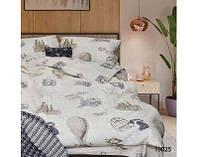 Комплект  постельного белья Вилюта ранфорс двухспальный 19025